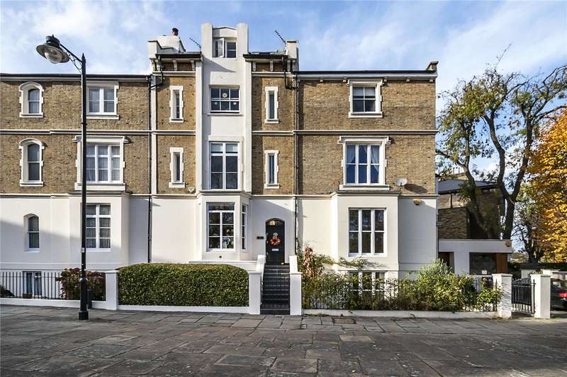 5 Bedrooms Terraced House for sale in Canonbury Place, London, N1