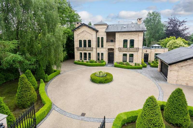 6 Bedrooms Detached House for sale in Barrow Lane, Hale
