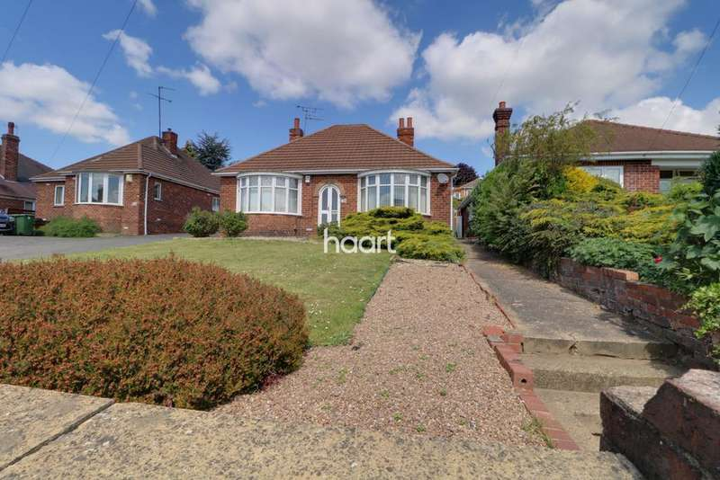 2 Bedrooms Detached Bungalow for sale in Monks Road, Lincoln
