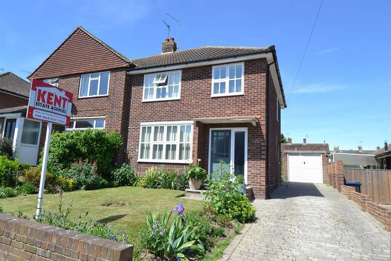 3 Bedrooms Semi Detached House for sale in Whitehall Gardens, Canterbury