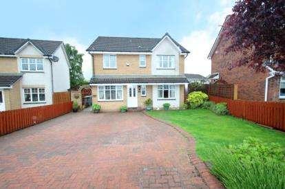 4 Bedrooms Detached House for sale in Locher Walk, Coatbridge, North Lanarkshire