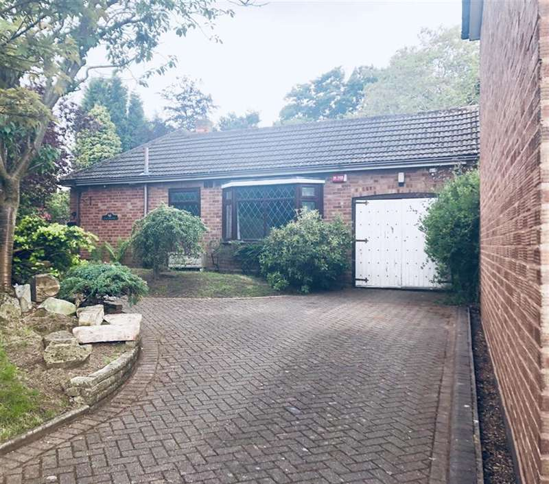 2 Bedrooms Bungalow for sale in Lindrosa Road, Sutton Coldfield, B74 3LB