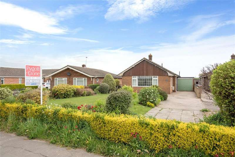 2 Bedrooms Detached Bungalow for sale in Wainfleet Road, Boston, PE21