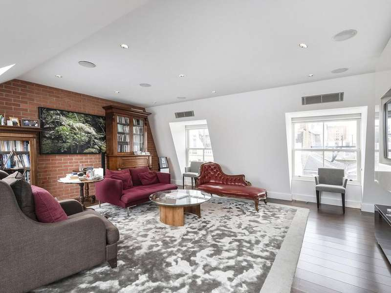 3 Bedrooms Apartment Flat for sale in Long Acre, Covent Garden, WC2E