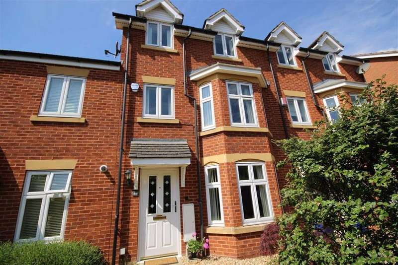 3 Bedrooms Terraced House for sale in Lauriston Park, The Park, Cheltenham, GL50