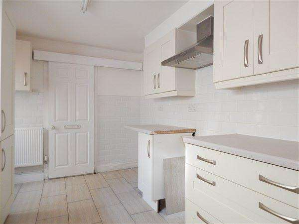 4 Bedrooms Terraced House for sale in Alexandra Road, Six Bells, NP13 2LQ