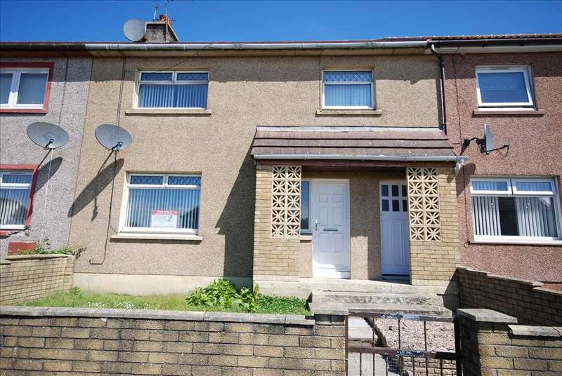 3 Bedrooms Terraced House for sale in Clyde Terrace, Ardrossan
