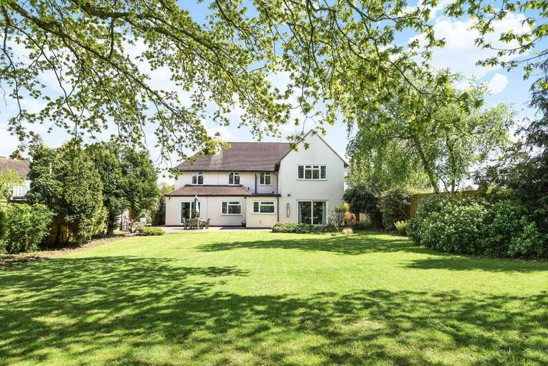 6 Bedrooms Detached House for sale in South Drive, Sonning-on-Thames, RG4