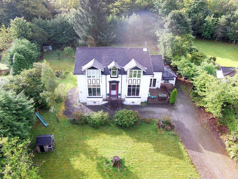 5 Bedrooms Detached House for sale in Fir Brae, Sandbank, Argyll and Bute, PA23
