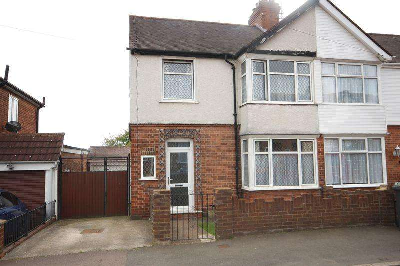3 Bedrooms End Of Terrace House for sale in 3 Beds with garage and driveway...