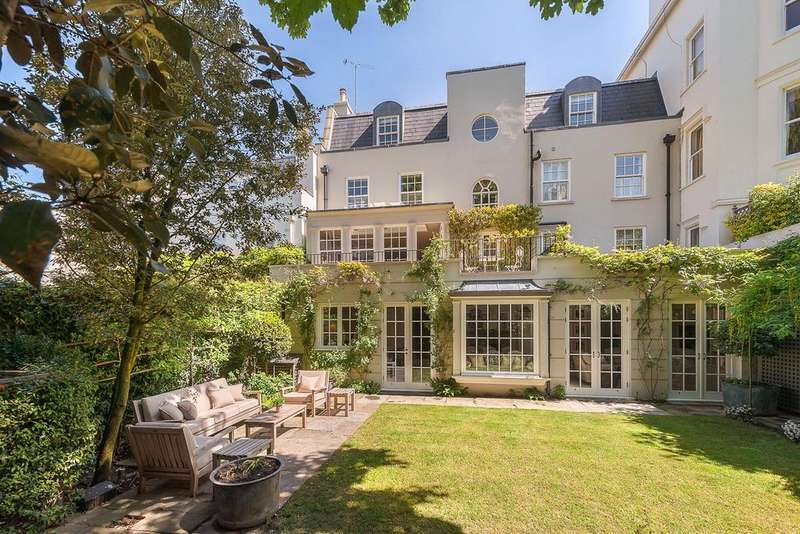 5 Bedrooms Terraced House for sale in Aubrey Road, Kensington, London