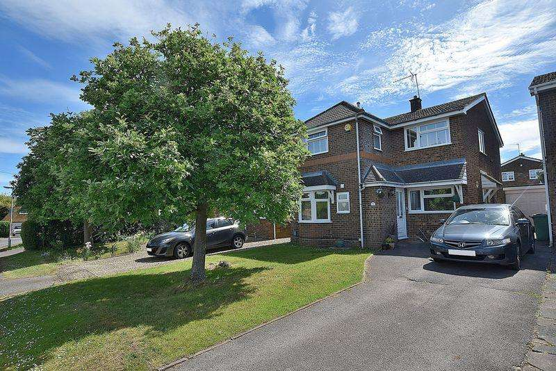 4 Bedrooms Detached House for sale in SOUTH WEST DUNSTABLE! Double storey EXTENSION perfect for family living!