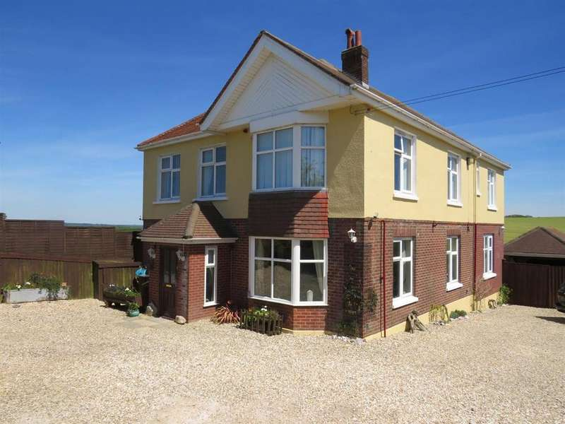5 Bedrooms Detached House for sale in Ridgeway, Weymouth