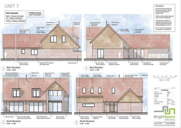 4 Bedrooms Detached House for sale in Sway Road, Lymington