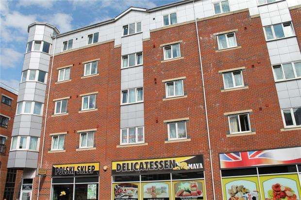 2 Bedrooms Apartment Flat for sale in Nancy Road, Portsmouth, Hampshire