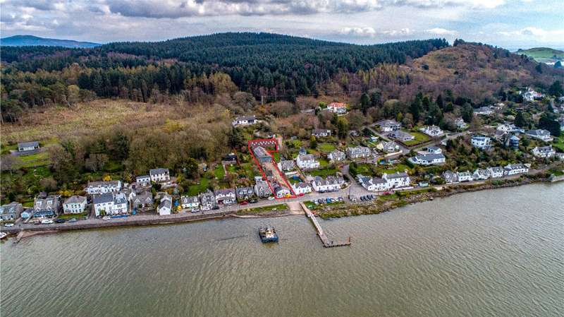 Land Commercial for sale in Plots At Kippford Slipway, Kippford, Dalbeattie, Dumfries and Galloway, South West Scotland, DG5