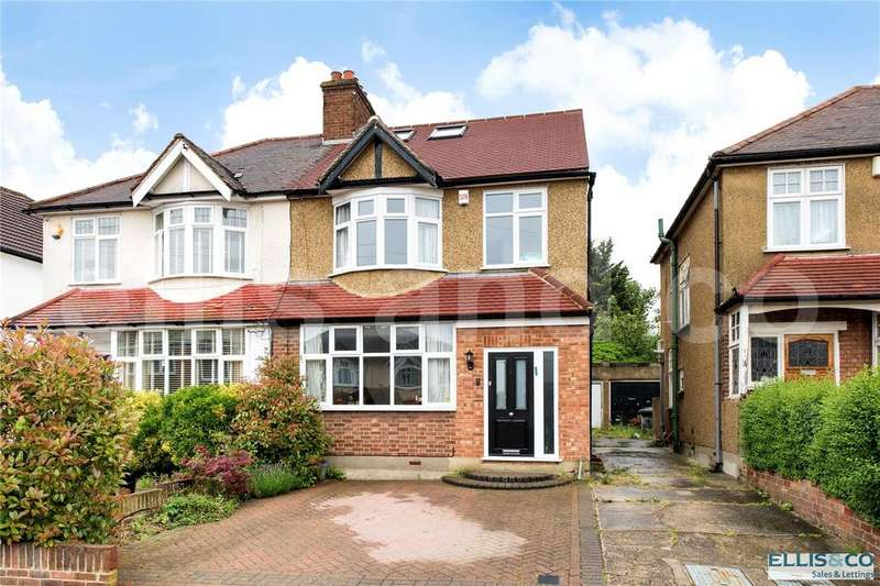 4 Bedrooms Semi Detached House for sale in Church Close, Edgware, Middlesex, HA8