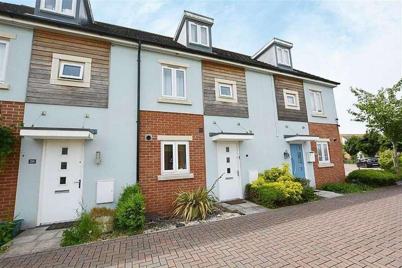 3 Bedrooms Terraced House for sale in Oakhanger Lane, Kingsway