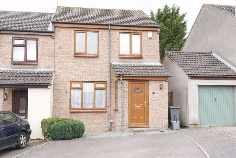 4 Bedrooms Semi Detached House for sale in Lark Rise, Cam, GL11