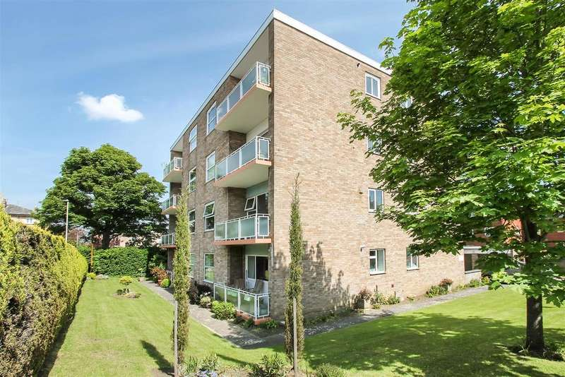 2 Bedrooms Apartment Flat for sale in Highpoint, Overton Park Road, Cheltenham