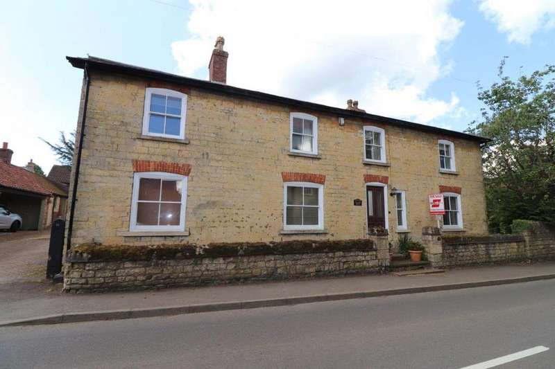 5 Bedrooms Detached House for sale in Waltham on the Wolds