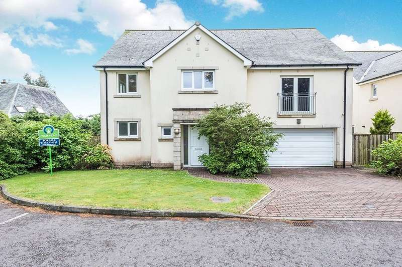 4 Bedrooms Detached House for sale in Tayview Road, Liff, Dundee, DD2