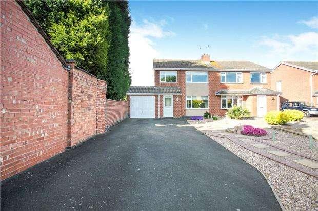 3 Bedrooms Semi Detached House for sale in Belton Street, Shepshed