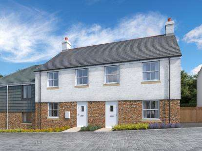 3 Bedrooms Terraced House for sale in St. Agnes, Cornwall