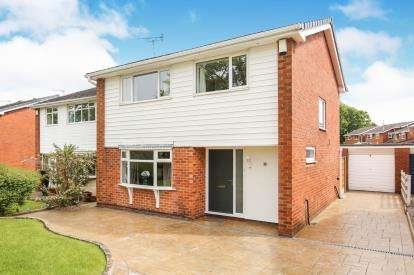 4 Bedrooms Detached House for sale in Marple Hall Drive, Marple, Stockport, Cheshire