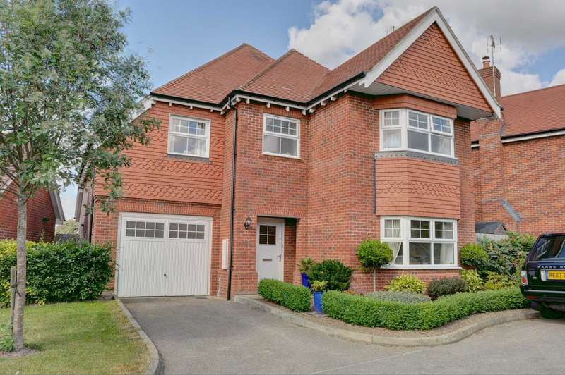 6 Bedrooms Detached House for rent in Campbell Road, Marlow