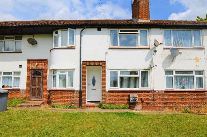 2 Bedrooms Maisonette Flat for sale in Farnham Road, Slough
