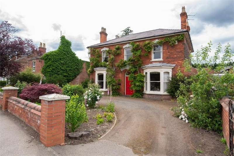 4 Bedrooms Detached House for sale in 49 London Road, Kirton, Boston, Lincolnshire