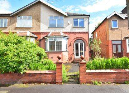 3 Bedrooms Semi Detached House for sale in Brownhill Road, Brownhill, Blackburn, Lancashire