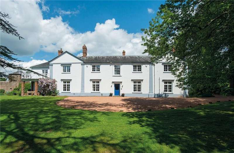 8 Bedrooms Detached House for sale in Upton Bishop, Ross On Wye, Herefordshire, HR9
