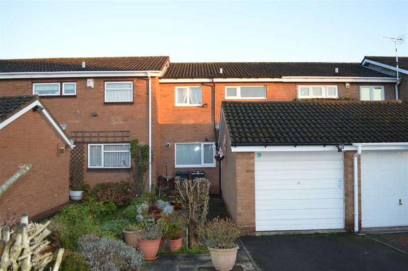 3 Bedrooms Terraced House for rent in Barn Meadow, Yardley, Birmingham