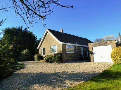 2 Bedrooms Bungalow for sale in High Toynton, Horncastle, Lincolnshire, .