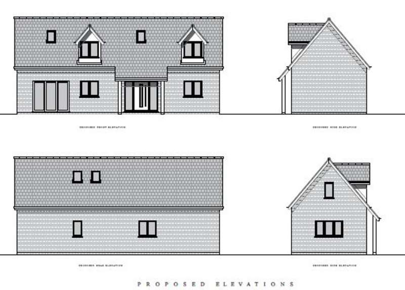 Land Commercial for sale in Carter Road Building Plot, Burwell