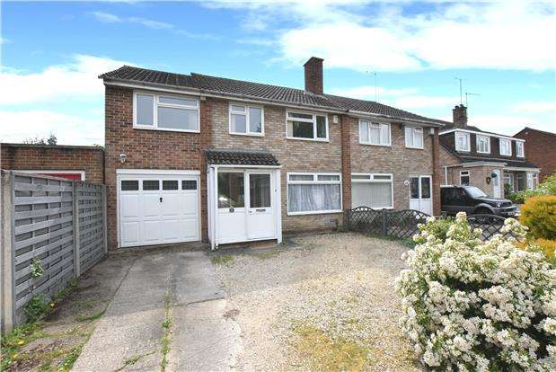 4 Bedrooms Semi Detached House for sale in Colesbourne Road, CHELTENHAM, Gloucestershire, GL51 6DL