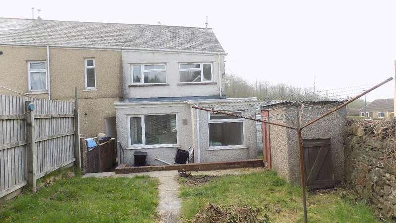 3 Bedrooms Terraced House for sale in Waengron, Cwmcelyn, Blaina. NP13 3LP.