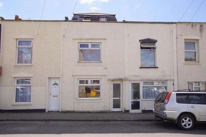 2 Bedrooms Terraced House for sale in Marling Road, Bristol, BS5 7LL