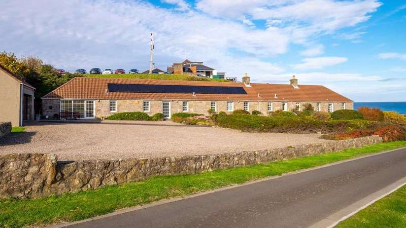 4 Bedrooms Cottage House for sale in Craighead, Crail