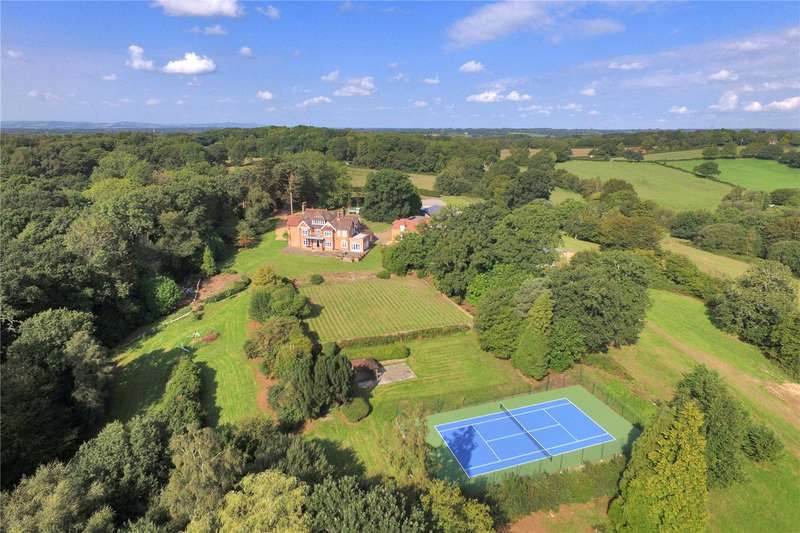 9 Bedrooms Detached House for sale in Gun Hill, Chiddingly