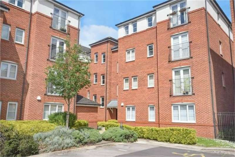 2 Bedrooms Flat for sale in St Michaels View, WIDNES, Cheshire