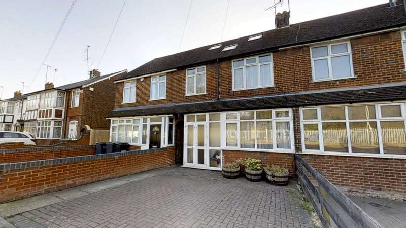 4 Bedrooms House for sale in Toddington Road, Luton