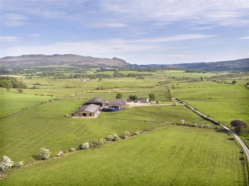 Farm Commercial for sale in Cairnlea & Meikle Drumquharn, Balfron Station, Glasgow, Stirlingshire, G63