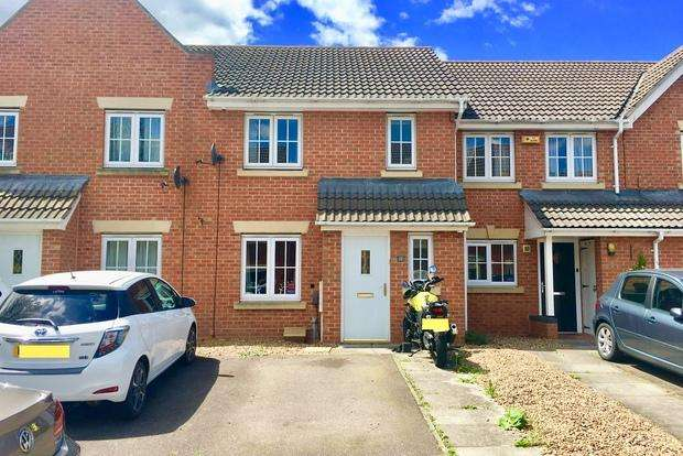 3 Bedrooms Terraced House for sale in Buttermere Close, Melton Mowbray, LE13