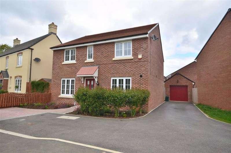 4 Bedrooms Detached House for sale in Martyn Close, Brockworth, Gloucester