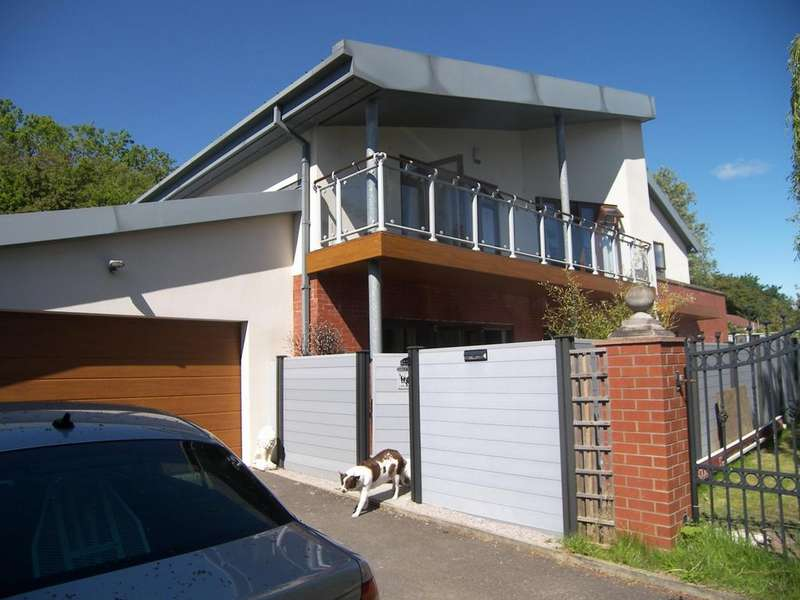 4 Bedrooms Detached House for sale in Off Sunfield Close Marton Blackpool