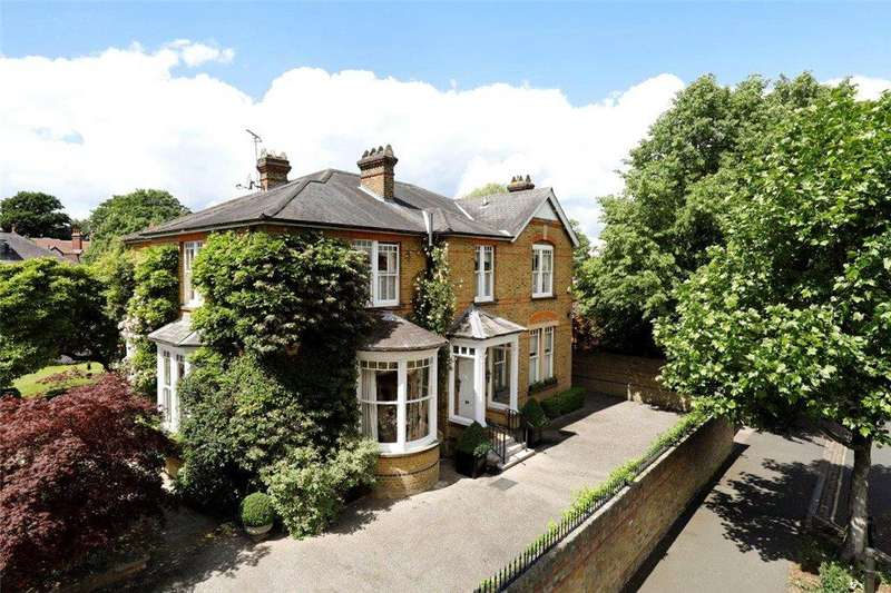 5 Bedrooms Detached House for sale in The Grange, Wimbledon, SW19