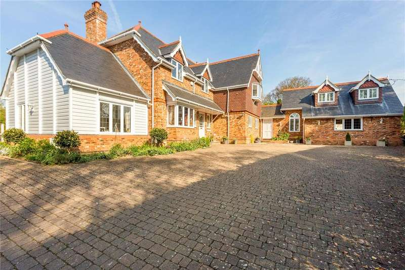 6 Bedrooms Detached House for sale in Highfield Park, Marlow, Buckinghamshire, SL7